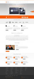 #17 for Home Page Design for a Corporate Site ( Would evolve into long term contract) by kreativeminds