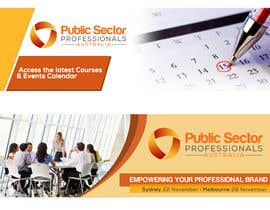 #21 for Design 4 website banners - Public Sector Professionals by jeniterga