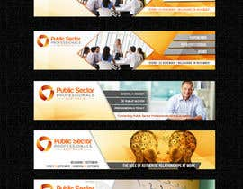 #33 for Design 4 website banners - Public Sector Professionals by Biayi81