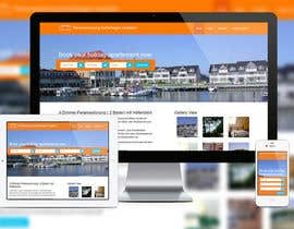 andviel tarafından Design Website for Holiday Appartment Booking Page - repost için no 8