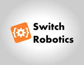 #24 para Design a Logo for Switch Robotics por iukaeru