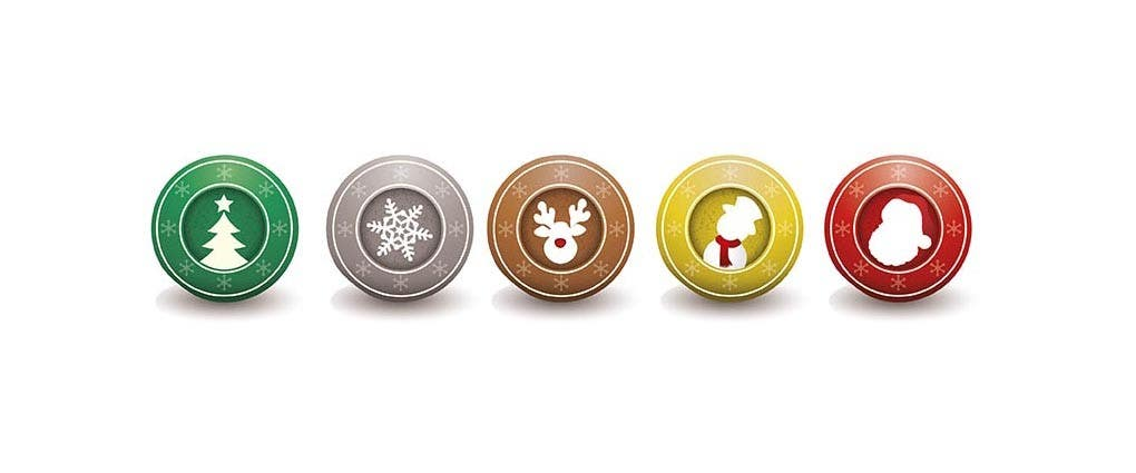 Contest Entry #                                        8                                      for                                         Design 5 Christmas Icons