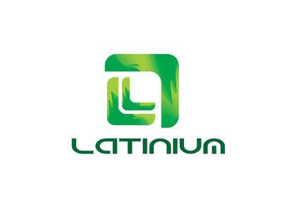 Nro 35 kilpailuun Diseñar un logotipo producto LATINIUM käyttäjältä nuwangrafix