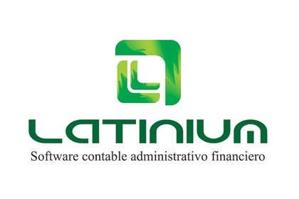 Nro 36 kilpailuun Diseñar un logotipo producto LATINIUM käyttäjältä nuwangrafix
