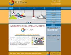 Nro 2 kilpailuun Landing page website design with 125 dollars follow up project for the winner! käyttäjältä Ismailjoni