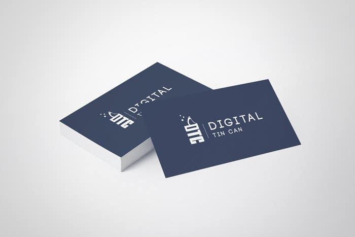 Kilpailutyö #71 kilpailussa Design a Logo for Digital Tin Can