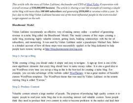 buznya tarafından Write Digital Marketing article, looking for long term writer için no 2