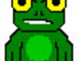 Nro 8 kilpailuun Create Pixelated 2D Game Character käyttäjältä dcm0072