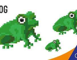 Nro 1 kilpailuun Create Pixelated 2D Game Character käyttäjältä a3c