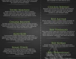 Anochii tarafından Design an Advertisement: Create a Restaurant Lunch Menu için no 4