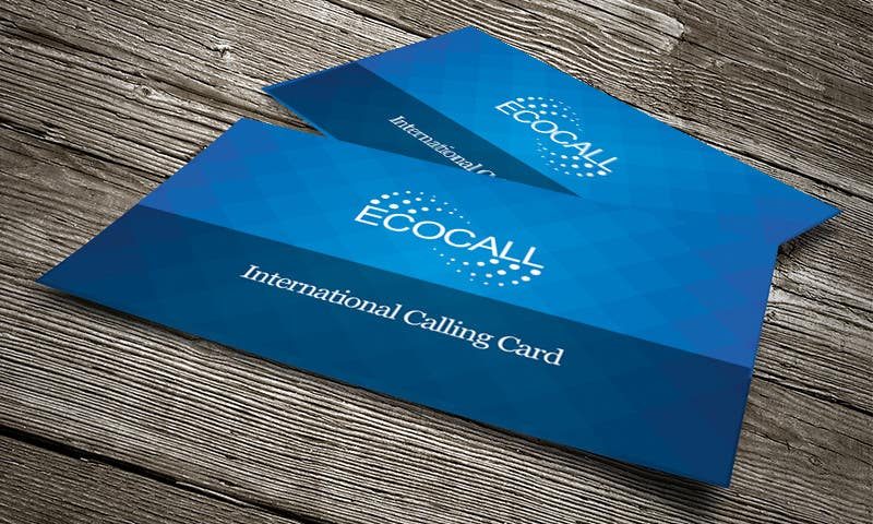 #11 for Prepaid Calling Card Design by fachrul8