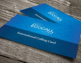 #11 for Prepaid Calling Card Design af fachrul8