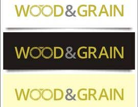 #16 para Design a Logo for Wood & Grain por indraDhe