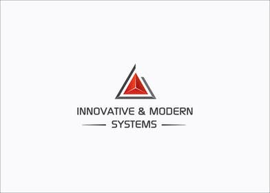#186 for Design a Logo for Innovative & Modern Systems by XpertgraphicD