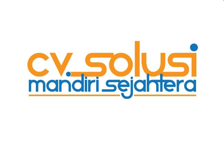 Konkurrenceindlæg #1 for Logo for my company