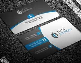 Nro 78 kilpailuun Business Card - Clean Solutions käyttäjältä OviRaj35