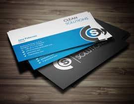 Nro 83 kilpailuun Business Card - Clean Solutions käyttäjältä BikashBapon