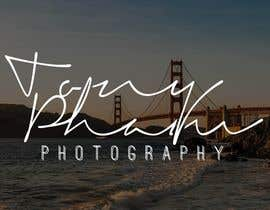 #119 for Design a  Photography Logo: Tony Pham Photography by ManuG1
