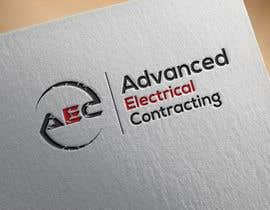 Nro 75 kilpailuun Electrical Contractor Logo käyttäjältä blueeyes00099