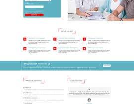 Nro 6 kilpailuun Design a website käyttäjältä husainmill