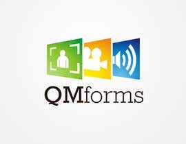 #30 for Logo Design for QMForms by astica