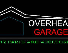 nemesis957 tarafından Design a Logo for A Online Garage Door Parts Store için no 6