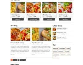 nº 9 pour wordpress cooking Website using plugin par samitalways4u