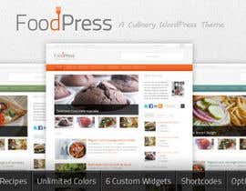 diegosauvalle tarafından wordpress cooking Website using plugin için no 1