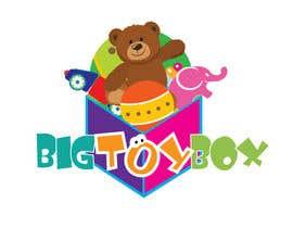 Nro 193 kilpailuun Design a logo for online kids toy shop käyttäjältä Azaerus