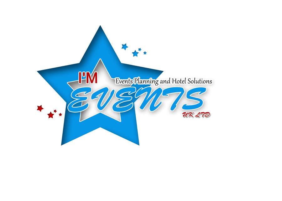 Konkurrenceindlæg #27 for Design a Logo for  I'M EVENTS