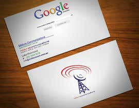 #24 untuk Business Card Design for Mildura Communications oleh StrujacAlexandru