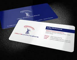 #15 cho Business Card Design for Mildura Communications bởi imaginativeGFX