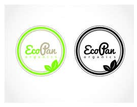 #49 for Diseñar un logotipo for eco pan organics by motmotcreative