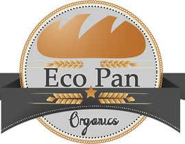 #51 for Diseñar un logotipo for eco pan organics by slaiman1