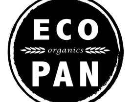 #58 for Diseñar un logotipo for eco pan organics af pitxigomez