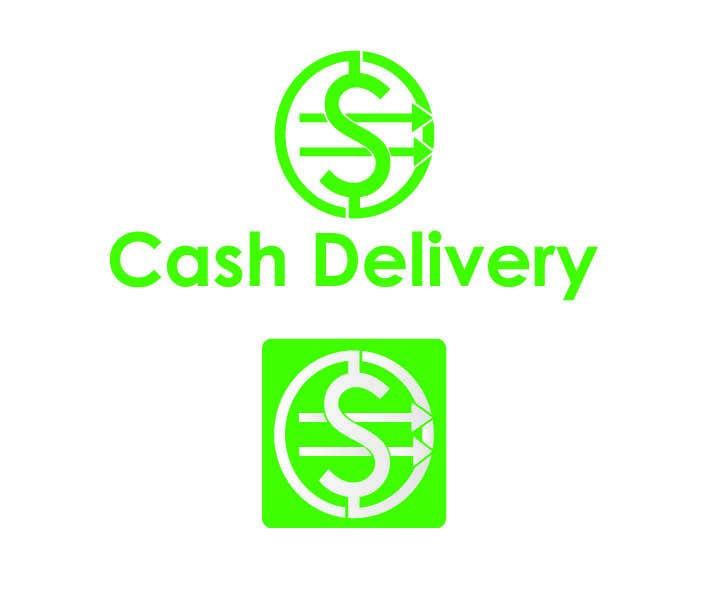 Kilpailutyö #53 kilpailussa Design a Logo for Cash Deliver Business