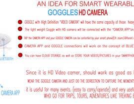 Nro 5 kilpailuun Ideas for smart wearables käyttäjältä karankar