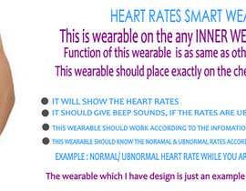 Nro 7 kilpailuun Ideas for smart wearables käyttäjältä karankar