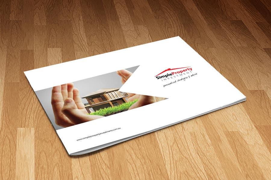 Konkurrenceindlæg #1 for Design a Brochure