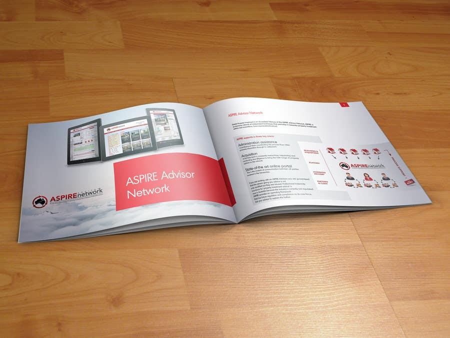 Konkurrenceindlæg #11 for Design a Brochure