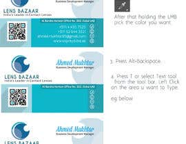 #2 for Edit some Business Card by Barbiekiller