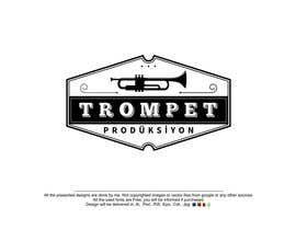 Nro 5 kilpailuun Trompet Prodüksiyon İçin Bir Logo Tasarla käyttäjältä MehrdadPN