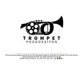 Nro 8 kilpailuun Trompet Prodüksiyon İçin Bir Logo Tasarla käyttäjältä MehrdadPN