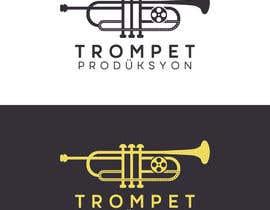 Nro 18 kilpailuun Trompet Prodüksiyon İçin Bir Logo Tasarla käyttäjältä adryaa