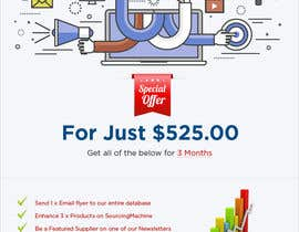 gautam07 tarafından Supplier June Offer - Email Flyer to create için no 19