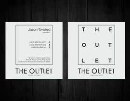 #50 untuk Business Card Design for The Outlet Fashion Company oleh F5DesignStudio