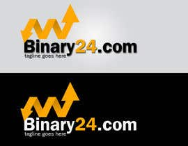 #82 untuk Design logo for Binary Option website (FINANCIAL PRODUCT) oleh Cabeiri