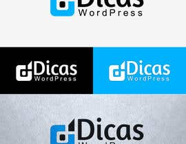 #18 for Design a Logo for Dicas WordPress by thimsbell