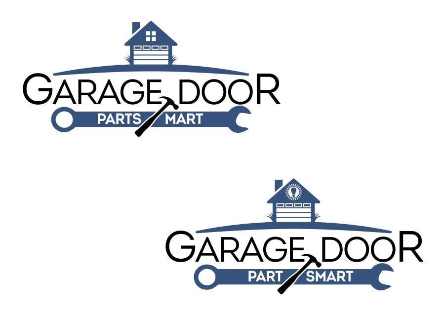 Penyertaan Peraduan #36 untuk Design a Logo for Garage Door Company