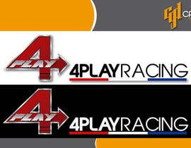 #54 for ★ 4Play Racing Logo Needs Professional Help ★ by CasteloGD